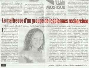 España permite la entrada de la mujer camerunesa perseguida por ser lesbiana
