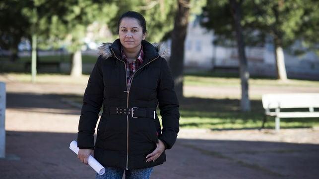 Esther, condenada a pasar cuatro meses en la cárcel por robar ropa