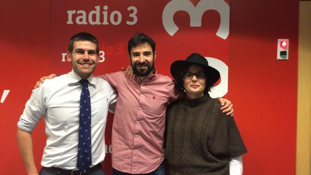 """""""Mordaza vs Libertad"""" Programa de Coordenadas, Radio3"""