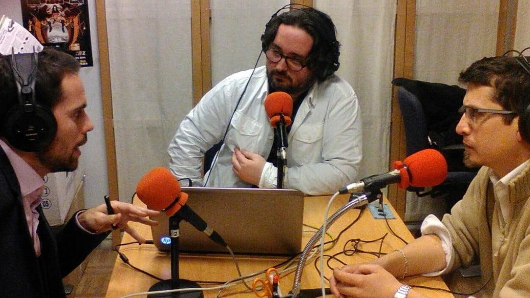 Programa de radio: La Plaza en Llamas #155