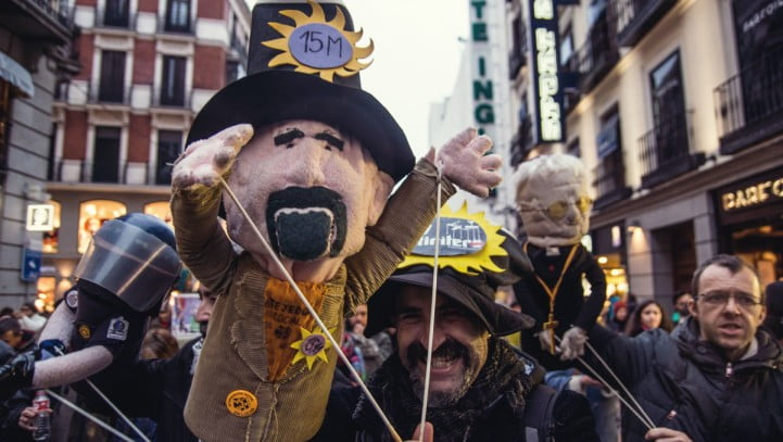 The New Yorker: Why Is the Spanish Government Afraid of a Puppet Show? (En)