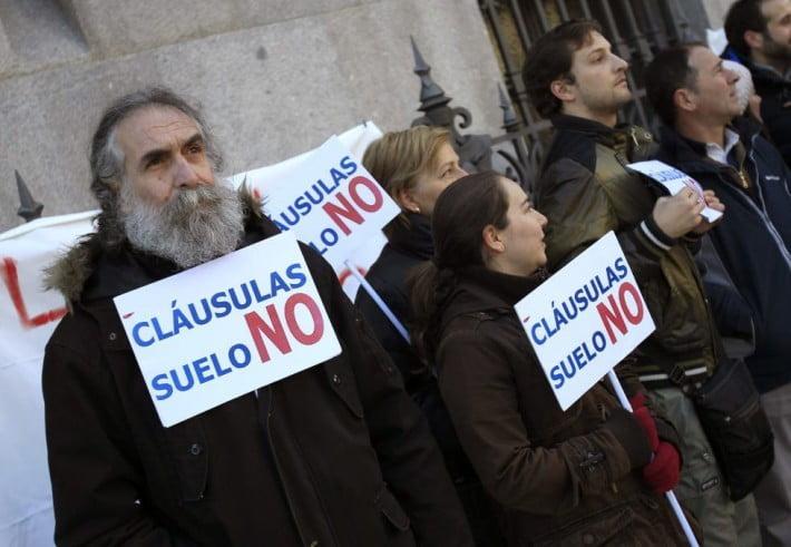 Condenan a bancos a devolver cantidades indebidamente abonadas de cláusulas suelo nulas