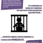 11 de noviembre: Jornadas sobre los derechos de las personas detenidas, en Barcelona