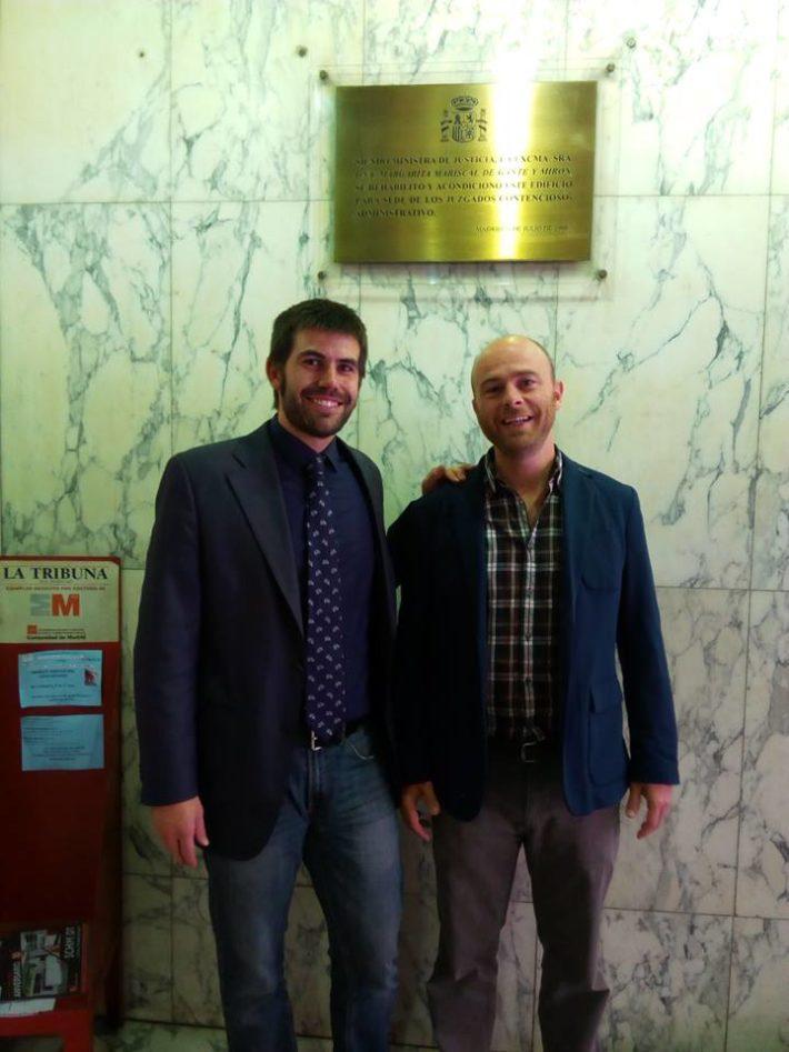 Visto para sentencia el juicio sobre la sanción a No Somos Delito
