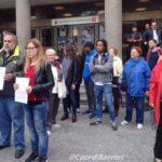 Varios colectivos denuncian malos tratos a los internos tras la protesta en el CIE de Aluche