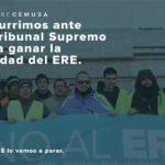 1 de diciembre: Rueda de prensa de trabajadoras/es de CEMUSA