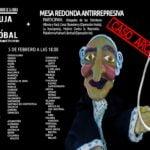 5 de febrero: Representación de 'La Bruja y Don Cristóbal' y mesa redonda sobre represión