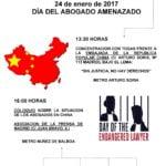 24 de enero: Día del Abogado Amenazado y Homenaje a las Víctimas del Atentado en el Despacho de Abogados/as de Atocha