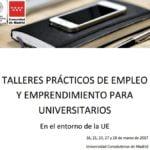 28 de marzo: Jornada para el fomento del empleo juvenil