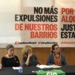 """Nace un sindicato para luchar contra la """"indefensión"""" de los inquilinos en Madrid"""