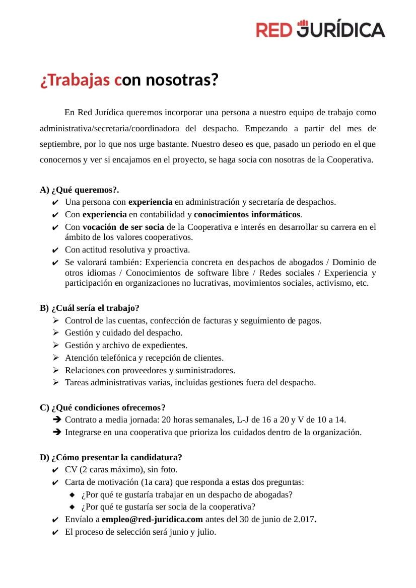 Hermosa Carta De Presentación De Trabajo De Trabajo Juvenil ...
