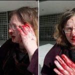 Solidaridad con Evgenia Kouniaki