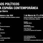 26 de febrero: Presentación la obra 'Presos políticos en la España contemporánea' de Santiago Sierra que fue censurada en ARCO