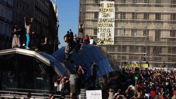 Señalados para principios de 2019 el juicio por la manifestación que dio inicio al 15M y el de la salida a Bolsa de Bankia