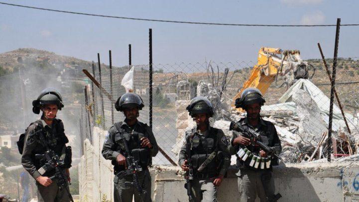 La ocupación ilegal de Palestina: ¿Cuál es tu ginebra preferida?