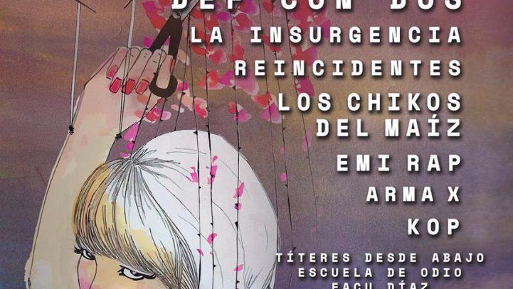 6 de septiembre: Presentación del documental 'Tijera contra Papel'