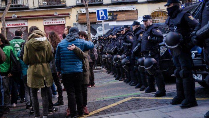El Estado español vulnera el derecho humano a la vivienda al no conceder a las vecinas de Argumosa 11 las medidas cautelares del Comité Desc
