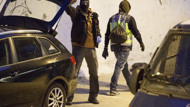 En libertad las dos anarquistas detenidas por la Brigada de Información en Madrid