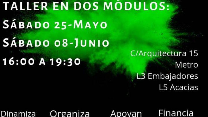 """25 de mayo y 8 de junio: Taller en dos módulos: """"Negociación, Participación e Incidencia con enfoque de Derechos dirigido a las trabajadoras del hogar y los cuidados"""""""