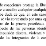 Un Juzgado de Madrid absuelve a trece personas denunciadas por gritar «fuera fascistas de nuestros barrios» a miembros de Vox