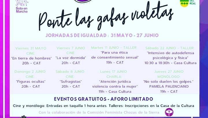 """17 de junio: Charla: """"Atención jurídica en violencia contra la mujer"""""""