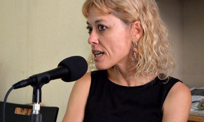 "Invisibles podcast: ""Carrera de obstáculos"" (1×03) con Patricia Orejudo"