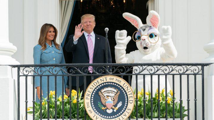 Trump y los animales