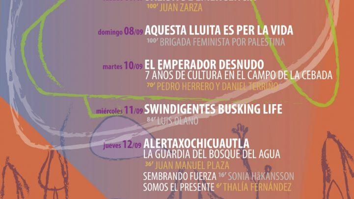 7 de septiembre: Coloquio tras la proyección del documental «Salida de Emergencia» (Matadero Madrid)