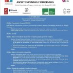 24 de octubre: Ponencia «Medidas penales premiales en materia de terrorismo y estatuto de la víctima» (UAM)