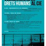 """5 de diciembre: Jornadas """"Vulneracions de drets humans al CIE"""""""