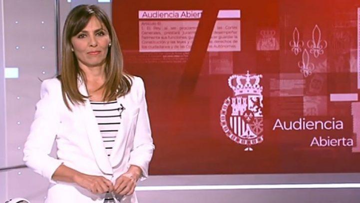 Audiencia Abierta (TVE): Hablamos sobre las injurias contra la Corona