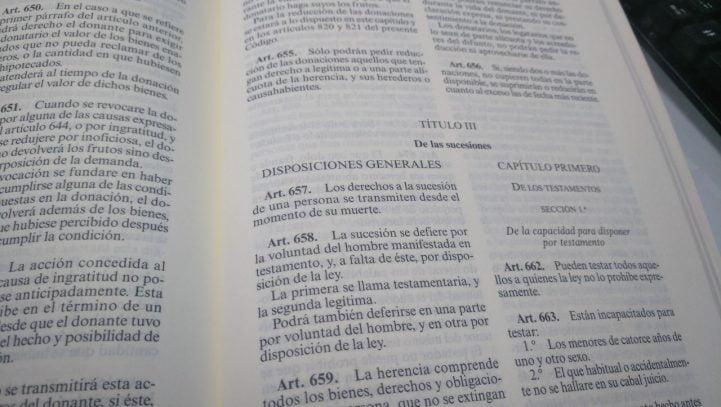 Herencias de personas extranjeras en España y de personas españolas en el extranjero: ley aplicable y casuísticas
