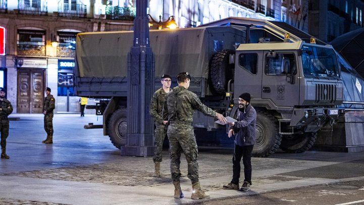 Vivir en estado de alarma. España bajo cuarentena