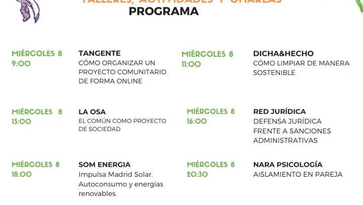"""8 de abril: Charla """"Defensa Jurídica frente a Sanciones Administrativas"""" en el Festival #EnCasaPeroRebeldes"""