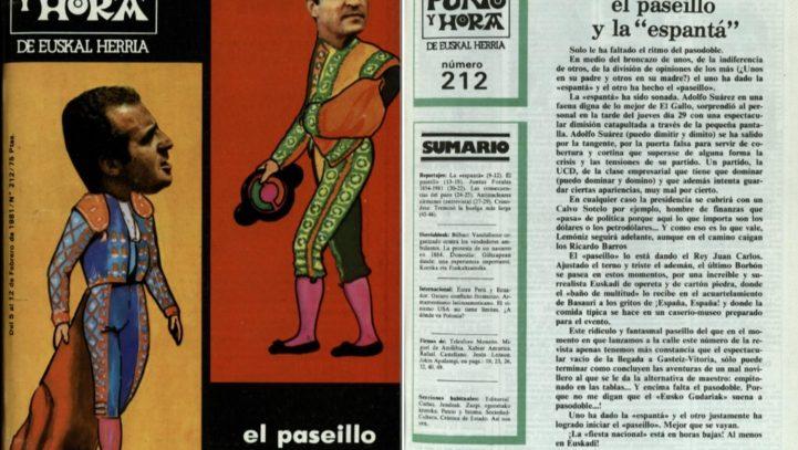 Condenados por hablar de Juan Carlos I cuando nadie se atrevía