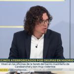 20 de octubre: La Hora de la 1 (TVE): Debate sobre okupación