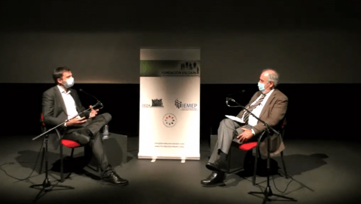 29 de octubre: Coloquio en el VI Ciclo de Derechos Humanos y Cine de la Fundación Valsaín (Segovia). Redes y libertad