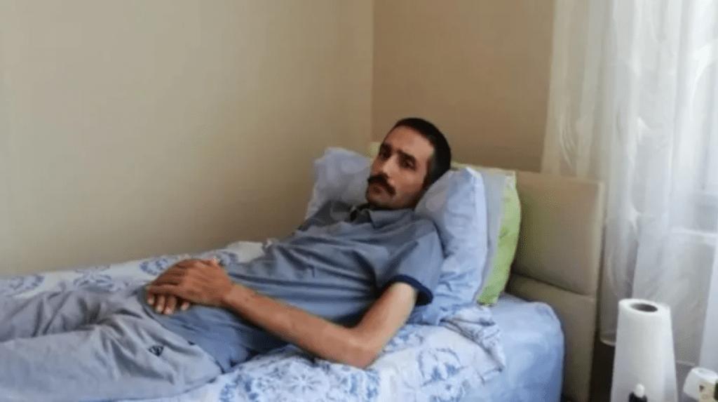 Aytaç Ünsal en huelga de hambre