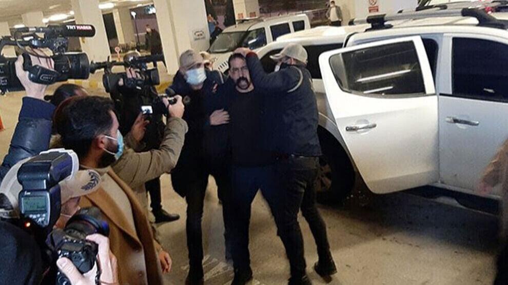 Detención de Aytaç Ünsal