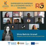 6 de octubre: Taller «Emprender en empresas de la economía social y solidaria» (Castelló)